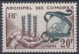 N° 26 - X - ( C 189 ) - Comoro Islands (1950-1975)