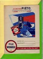 Protege Cahier : Le Boitier PIETO Pile Wonder - Protège-cahiers