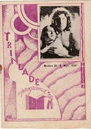 Program * Portugal * Trindade * 1934 * Esquimo - Programme