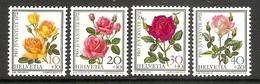 001054 Switzerland Pro Juventute 1972 Set MNH - Pro Juventute
