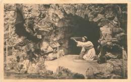 CRUPET - Grottes De St-Antoine - St-Antoine, Enfant, Chassant Le Démon - Non Classés