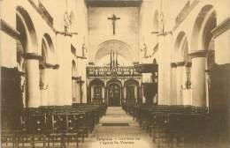 SOIGNIES - Intérieur De L'Eglise St-Vincent - Soignies