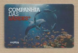 Card Companhia Das Sandes Fast Food Portuguese Company  Comida Rapida - Otras Colecciones