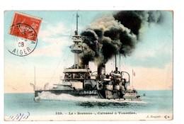 "BATEAU . Le "" Brennus "" . Cuirassé à Tourelles - Réf. N°690 - - Oorlog"