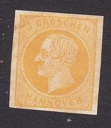Hanover, Scott #22 Reprint?, Mint Hinged, King George V, Issued 1859 - Hanover