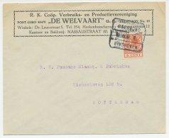 Firma Envelop Roermond 1932 - Cooperatie - 1891-1948 (Wilhelmine)