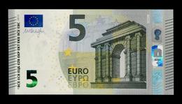 FRANCE 5 EURO UC / U004 G3 - Série Europa UC6060xxxxxx - UNC - Draghi - EURO
