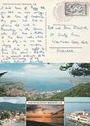 1970 Austria BREGENZ FESTIVAL EVENT COVER Card Postcard Stamps To GB - 1945-.... 2nd Republic