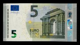 FRANCE 5 EURO UDC / U004 J3 - Série Europa UC9078.xxxxxx - UNC - Draghi - EURO