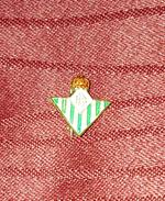 REAL BETIS CF, ORIGINAL PIN, BADGE, SPAIN ESPAÑA, FOOTBALL SOCCER - Fútbol