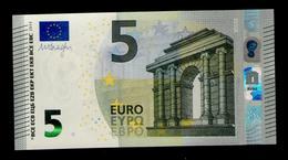 FRANCE 5 EURO UD / U004 H4 - Série Europa UD7060xxxxxx - UNC - Draghi - EURO
