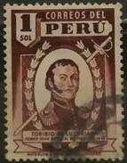 PERÚ 1938 Serie De Uso Corriente. USADOS - USED. - Peru