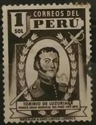 PERÚ 1949 -1951 Serie De Uso Corriente. USADO - USED. - Peru