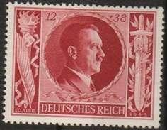 Allemagne 1943 N° 766 Nn 54 E Anniversaire D'Hitler (c16) - Allemagne