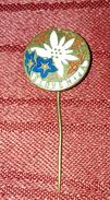RARE ORIGINAL VINTAGE PIN BADGE- SLOVENIJA, SLOVENIA - Badges