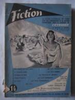 FICTION OPTA N° 14 Janvier 1955 - Fiction