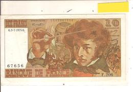Billet France - Berlioz 10 Franc - Monnaies & Billets