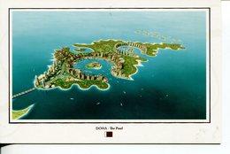 (60) Qatar - Doha The Pearl Man Made Island - Qatar
