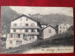 VD CORBEYRIER Hotel De La Tour D'Ai - VD Vaud