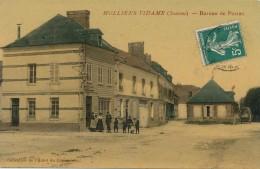 G86 - 80 - MOLLIENS-VIDAME - Somme - Bureau Des Postes - France