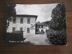 CARTOLINA BIVIGLIANO - HOTEL GIOTTO - Firenze (Florence)