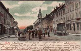 BULLE Grande Rue - FR Fribourg