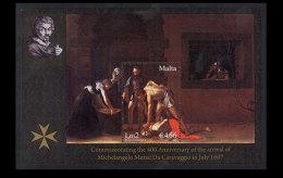 Malta 2007 Miniature Sheets - Caravaggio - Malta