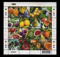 Malta 2007 Sets - Fruits - Malta
