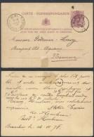 AL206 Entier De Eghezée à Namur 1878 - Enteros Postales