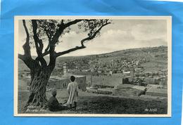 PALESTINE-HEBRON- Beau Plan De La Ville Depuis La Colline-édition L&L C--années 20 - Palestine