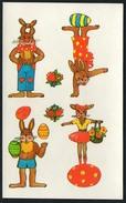 A2050 - Schiebebild Abziehbild - Planet - DDR 1989 Deko Ostern - Sammelbilder, Sticker