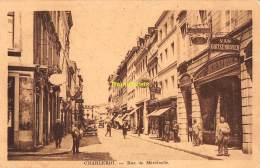 CPA CHARLEROI  RUE DE MARCINELLE - Charleroi