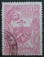 PERÚ 1962 Correo Aéreo. Motivos Nacionales. USADO - USED. - Peru
