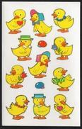 A2056 - Schiebebild Abziehbild - Planet - DDR 1987 Deko Ostern - Sammelbilder, Sticker