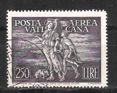 Vatican PA N°16 Oblitéré - Poste Aérienne