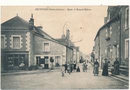 ARTANNES - Route D'Azay Le Rideau - France