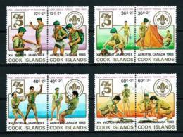 Islas Cook  Nº Yvert  702/9  En Nuevo - Islas Cook