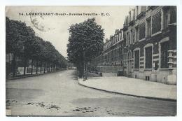 Lambersart - Avenue Derville - Lambersart