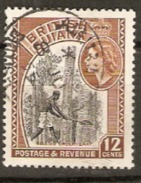 British Guiana 1954 SG 338 Fine Used - British Guiana (...-1966)