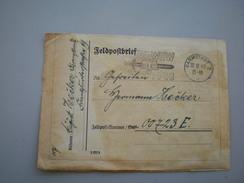 Feldpost Darmstadt 1942 - Germania