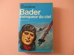 @ BADER Vainqueur Du Ciel, Paul BRICKHILL. Collection J AI LU Leur Aventure. @ - Livres, Revues & Catalogues