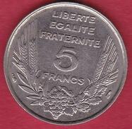 France 5 Francs Bazor - 1933 - France