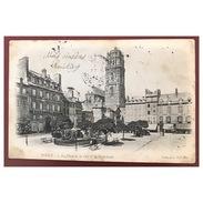 Rodez  La Place De La Cité & La Cathédrale  40  Collections ND   Précurseur - Rodez