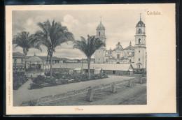 Mexique --- Cordoba --- Plaza - Mexico