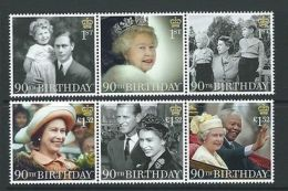 GREAT BRITAIN 2016 HM THE QUEEN'S 90th BIRTHDAY UNMOUNTED MINT, MNH
