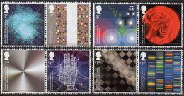 GROSSBRITANNIEN GRANDE BRETAGNE GB 2015 INVENTIVE BRITAIN   MI 3697-704 YV 4105-112 SG 3679-86