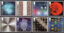 GROSSBRITANNIEN GRANDE BRETAGNE GB 2015 INVENTIVE BRITAIN   MI 3697-704 YV 4105-112 SG 3679-86 - 1952-.... (Elisabetta II)
