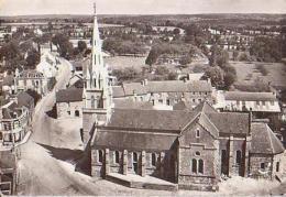 Gausson  03 H1            L'église ( Cachet Train ) - Francia