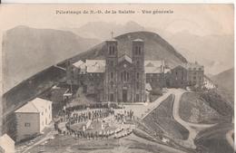 38 Notre Dame De La Salette  Pelerinage - France