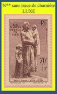 N° 447 MARINS PERDUS EN MER BOULOGNE-SUR-MER 1939 - N** SANS TRACE DE CHARNIÈRE : LUXE - - France